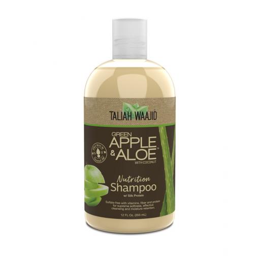 Taliah Waajid - Green Apple & Aloe Nutrition sampon 355 ml