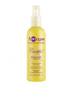 ApHogee – Balsam fara clatire Curlific! Moisture Reach 237 ml