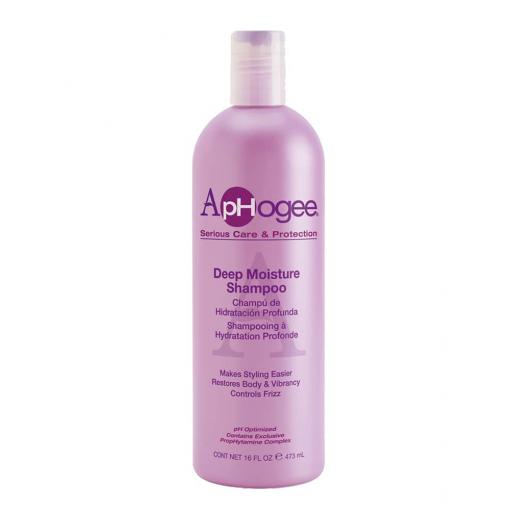 ApHogee – Sampon Deep Moisture 473 ml