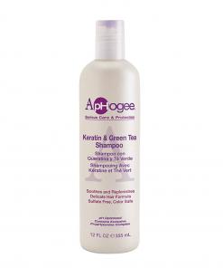 ApHogee – Sampon Keratin & Green Tea 355 ml