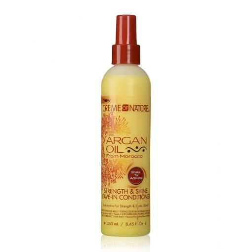 Creme of Nature Argan Oil – Strength & Shine balsam fara clatire 250 ml