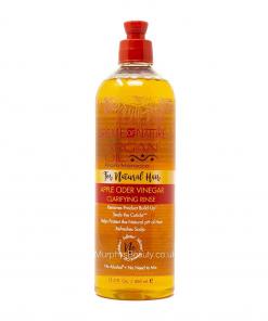Creme of Nature Argan Oil – Solutie clarificanta Apple Cider Vinegar Clarifying Rinse 460 ml