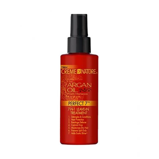 Creme of Nature Argan Oil – 7 in 1 Leave-In tratament pentru par 125 ml