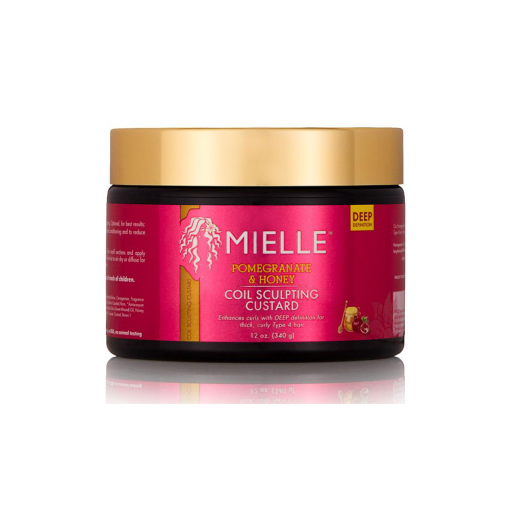 Mielle – Gel pentru par Pomegranate & Honey Coil Sculpting Custard 340 g