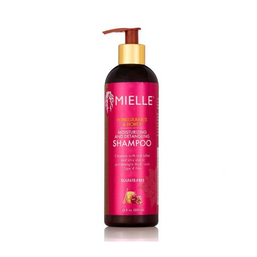 Mielle – Pomegranate & Honey sampon hidratant pentru pieptanare 355 ml