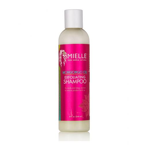 Mielle – Sampon clarificant si exfoliant cu ulei de Mongongo 240 ml
