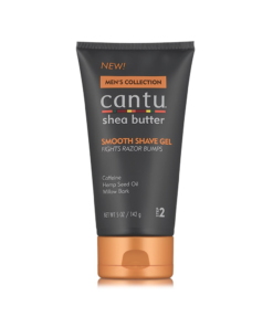Cantu Men - Smooth Shave gel pentru ras 142 g