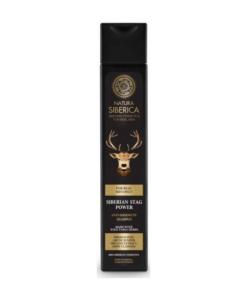 Natura Siberica - Siberian Stag Power sampon anti-matreata 250 ml