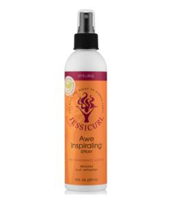 Jessicurl – Awe Inspiraling Spray pentru reactivarea buclelor fara parfum 237 ml