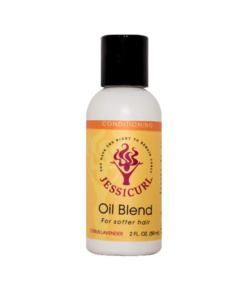 Jessicurl – Oil Blend for Softer Hair ulei par 59 ml