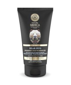 Natura Siberica – Gel de curatare revigorant Bear Hug 150 ml