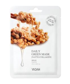 Yadah - Masca de fata zilnica Natto Colagen 25 ml