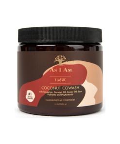 As I Am – Coconut Cowash balsam pentru spalare 454 g