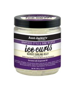 Aunt Jackie's Curls&Coils – Gel pentru par Ice Curls Glossy Curling Jelly 426 g