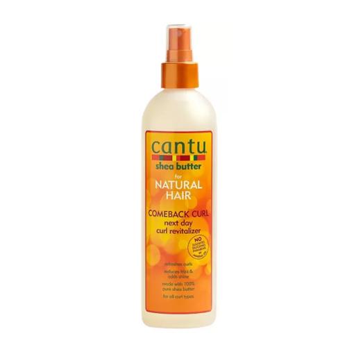 Cantu – Comeback Curl Next Day Curl Revitalizer spray pentru improspatarea buclelor 355 ml