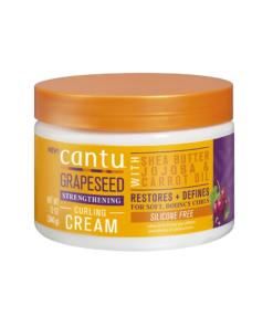 Cantu Grapeseed – Crema fotificanta pentru bucle 340 g