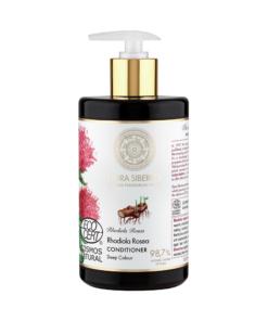 Flora Siberica – Balsam pentru par vopsit Rhodiola Rosea 480 ml