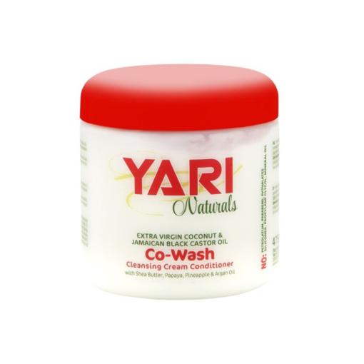 Yari Naturals – Co-Wash Cleansing Cream Conditioner balsam pentru spalare 475 ml