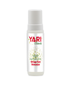 Yari Naturals – Wrap Set Mousse spuma pentru par 220 ml
